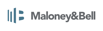 Maloney and Bell Retina Logo