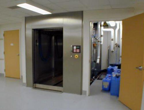 Decontamination System – Cartwash